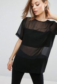 http://www.asos.fr/asos/asos-t-shirt-en-tissu-a-empiecements-opaques-et-transparents/prd/7458414?iid=7458414&clr=Noir&SearchQuery=&cid=4169&pgesize=36&pge=1&totalstyles=3467&gridsize=3&gridrow=11&gridcolumn=3